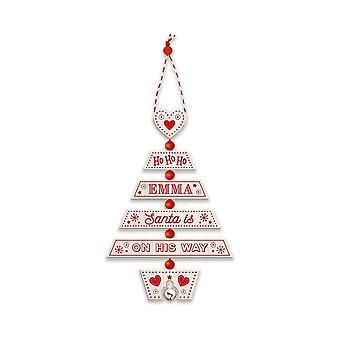 التاريخ وهيرالدري عيد الميلاد شجرة الديكور - إيما 269800274 اليد الخشبية وضعت