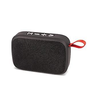 Trådlös Portable Bluetooth Högtalare FM radio, Minneskort,