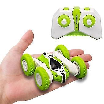 Rc model auto 2.4g 4ch kaskadérské drift deformace buggy auto rock crawler roll auto 360 stupňů flip děti