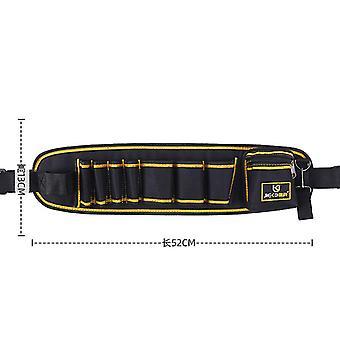 متعدد الوظائف صيانة كهربائي الخصر حقيبة أكسفورد القماش الأجهزة أداة الخصر حقيبة أداة حقيبة قماش