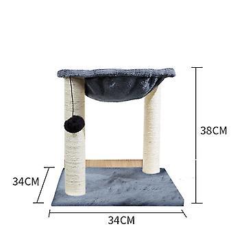 Cat Play Tower Cat Nábytek pro škrábání zvířecích produktů cat toy