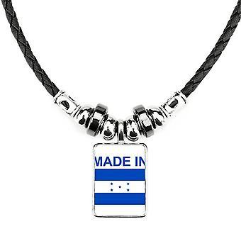 Vyrobené v Honduras Country Love náhrdelník