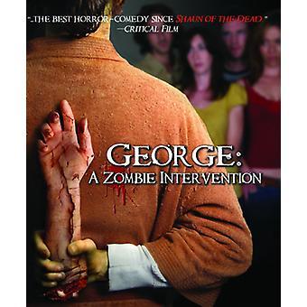 George: Un Intervention de Zombie [Blu-ray] USA import
