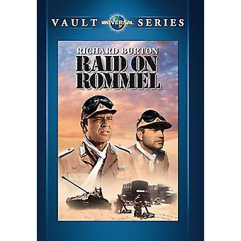 RAID på Rommel [DVD] USA import