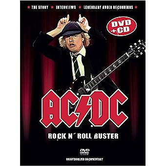 Ac/Dc - Rock N'Roll Buster [DVD] USA import