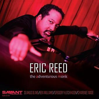 Eric Reed - Adventurous Monk [CD] USA import