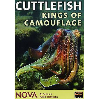 Nova - Nova: Cuttlefish-Kings of Camouflage [DVD] USA import