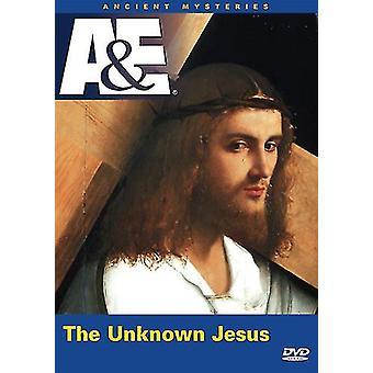 Jesús desconocido [DVD] los E.e.u.u. la importación