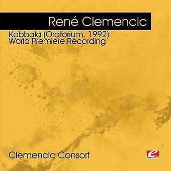 Te huur Clemencic - Clemencic: Kabbala Oratorium 1992 [CD] USA import