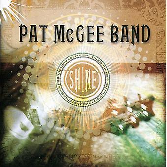 Pat McGee Band - Glanz [CD] USA import