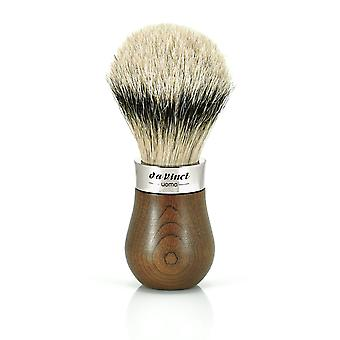Da Vinci UOMO 299 Silvertip Badger Shaving Brush | ø22mm