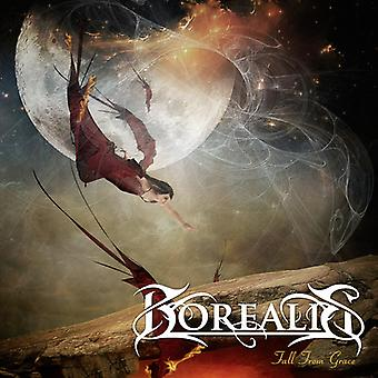 Borealis - Fall From Grace [CD] USA import