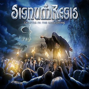 Signum Regis - Chapter IV: The Reckoning [CD] USA import