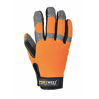 Portwest - Comfort Grip - High Performance Glove One Pair Pack