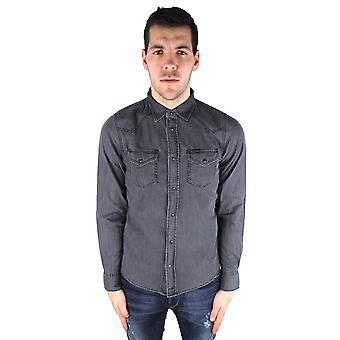 ديزل جديد سونورا 0TAJE القميص الجينز 02