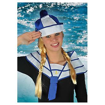 Kapelusze żeglarzy zestaw
