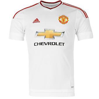 2015-2016 Man Utd Adidas Away Football Shirt (Kids)