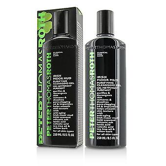 Irish Moor Mud Purifying Cleansing Gel - 250ml/8.5oz