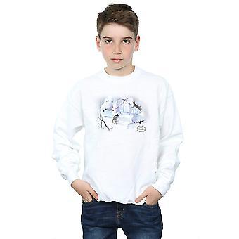 Disney Boys Bambi Snow Sweatshirt
