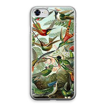 iPhone 8 Transparant Fall (weich) - Haeckel Trochilidae