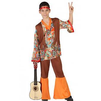 Kinder Kostüme jungen Hippie-Boy Kostüm