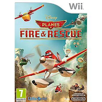 Disney Planes Fire and Rescue (Nintendo Wii) - Neu