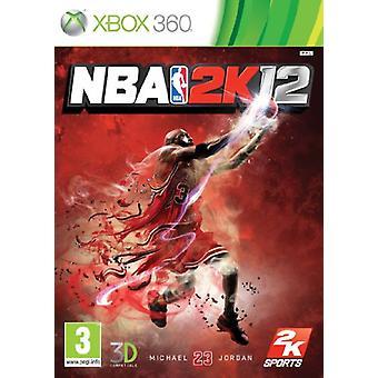 NBA 2K12 (Xbox 360) - Neu