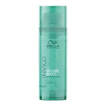 Wella Invigo volum Boost Crystal maske 145ml