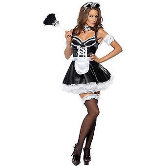Sexy French Maid Costume
