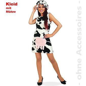 Lehmän puku hyvät utareiden lehmän kohteet lehmän mekko eläinten vallankumous Lady puku