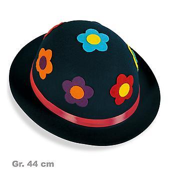 Mini meloen zwarte bloem clown