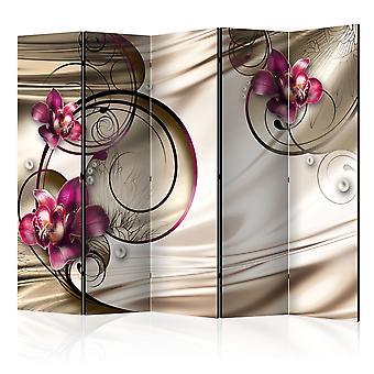 5-teiliges Paravent - Sweetness of Elation II [Room Dividers]