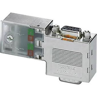 Phoenix Contact 2744018 Sensor/actuator data cable Plug, right angle No. of pins (RJ): 9 1 pc(s)