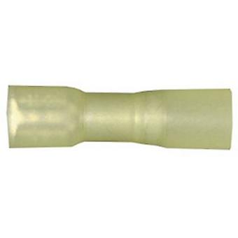 Vogt Verbindungstechnik 3967h blad beholder + heatshrink kontakt bredde: 6,3 mm kontakt tykkelse: 0,8 mm 180 ° isolert gul 1 eller flere PCer