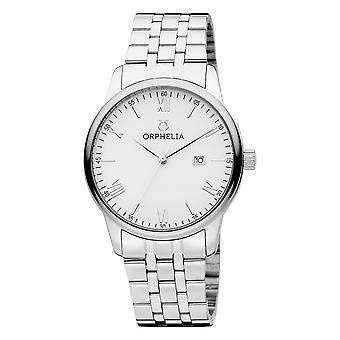 ORPHELIA Men Analogue Watch Sterling Silver Stainless steel OR62700