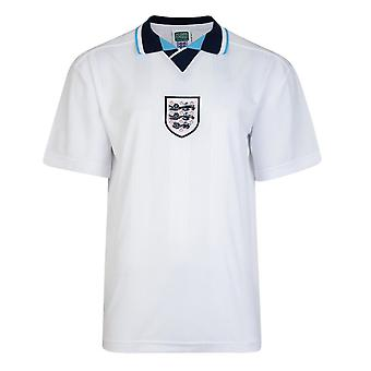 Englanti jalkapallo Euro 1996 Retro paita - aikuinen