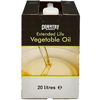 Country Range Extended Life Vegetable Oil Bag in a Box