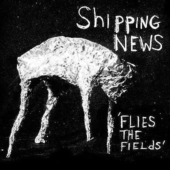 Shipping News - Flies the Fields [Vinyl] USA import