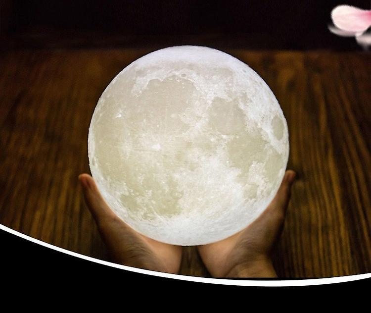 Moonlight Nightstand Lamp