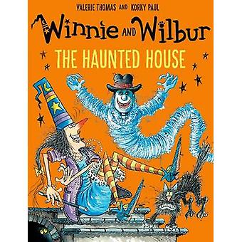Winnie og Wilbur - hjemsøkte huset av Valerie Thomas - Korky Paul-