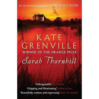 سارة ثورنهيل (الرئيسي) واسطة كيت غرينفيل-كتاب 9780857862563