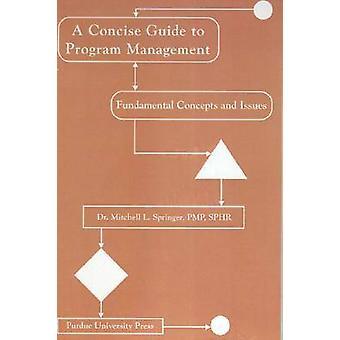 Kortfattad Guide till Program Management - grundläggande begrepp och frågor