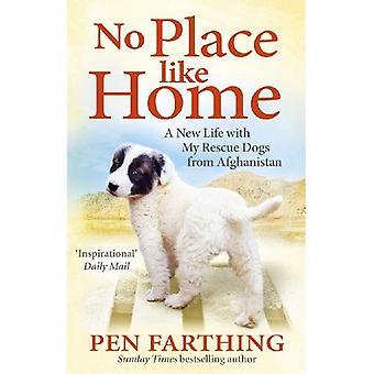 Ingen Place Like Home: En ny början med hundarna i Afghanistan