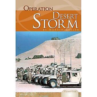 Operatie Desert Storm (essentiële gebeurtenissen)