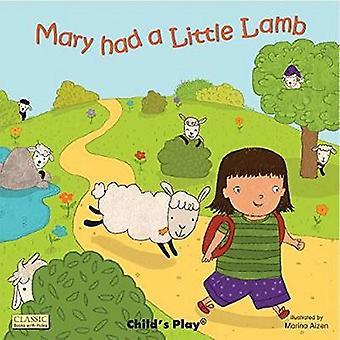 Mary Had een lammetje (klassieke boeken met grote gaten-boek)