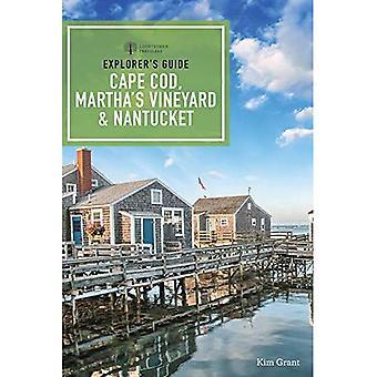 Explorer`s Guide Cape Cod, Martha`s Vineyard and Nantucket 11e