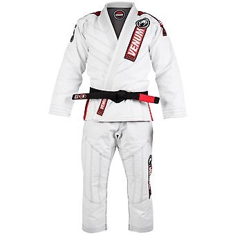 VM Mens Elite 2.0 BJJ Gi - hvit