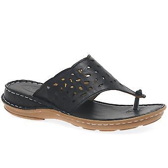 Extrafit Knot Womens Toe Post Sandals