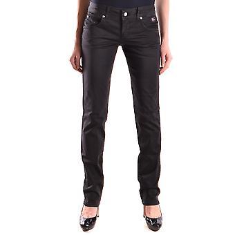 Roy Roger-apos;s Ezbc159007 Femmes-apos;s Jeans denim noir