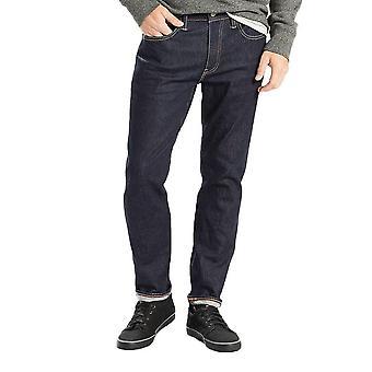 Levis 502 konisch Regular Jeans Kette Wash